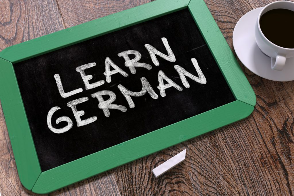 5 tips on how to learn the German language productively